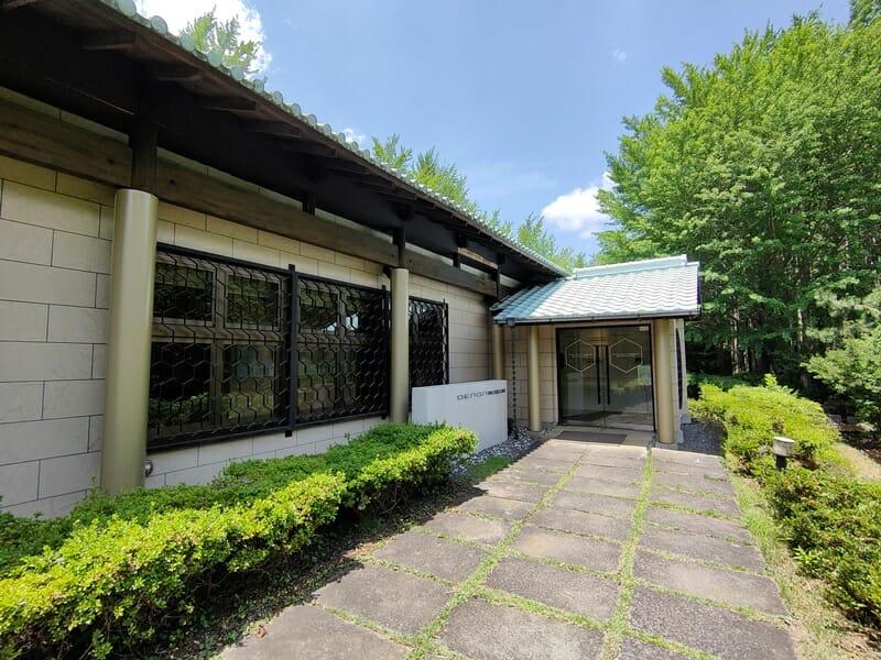 オエノンミュージアム(富貴堂があった建物)